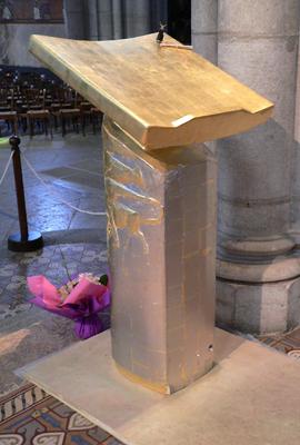 Ambon de la cathédrale de Belley (Ain)