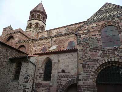 Basilique Saint Julien de Brioude (43)