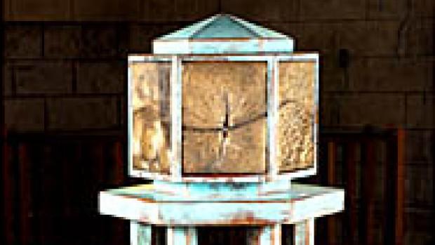 La croix « Saint Bonaventure assimile le Croix du Christ à l'arbre de vie : La croix est un arbre de beauté ; sacré par le sang du Christ, il est plein de tous les fruits. » Rémy de Gourmont, Le latin mystique, 1913 « La croix a écrasé et dompté Satan, le serpent antique ; le serpent s'enroule donc et s'enchaîne au pied de la croix. Cet ennemi du genre humain cherche à faire périr l'âme qui est représentée sous la forme d'une colombe ; mais la colombe, toute menacée qu'elle est, regarde la croix d'où lui vient sa force, et qui la sauve du venin de Satan » Didron, Histoire de Dieu, 1843