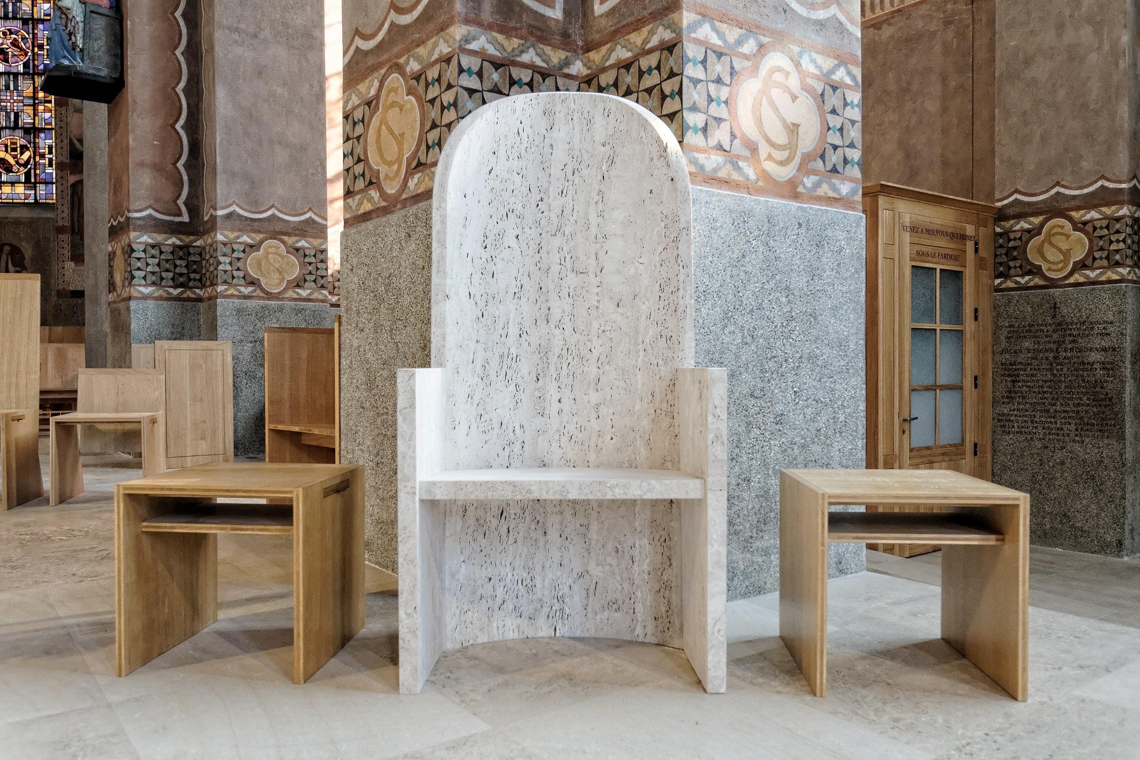 le vocabulaire du mobilier liturgique liturgie catholique. Black Bedroom Furniture Sets. Home Design Ideas