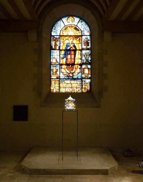 Tour eucharistique, Cathédrale de Troyes