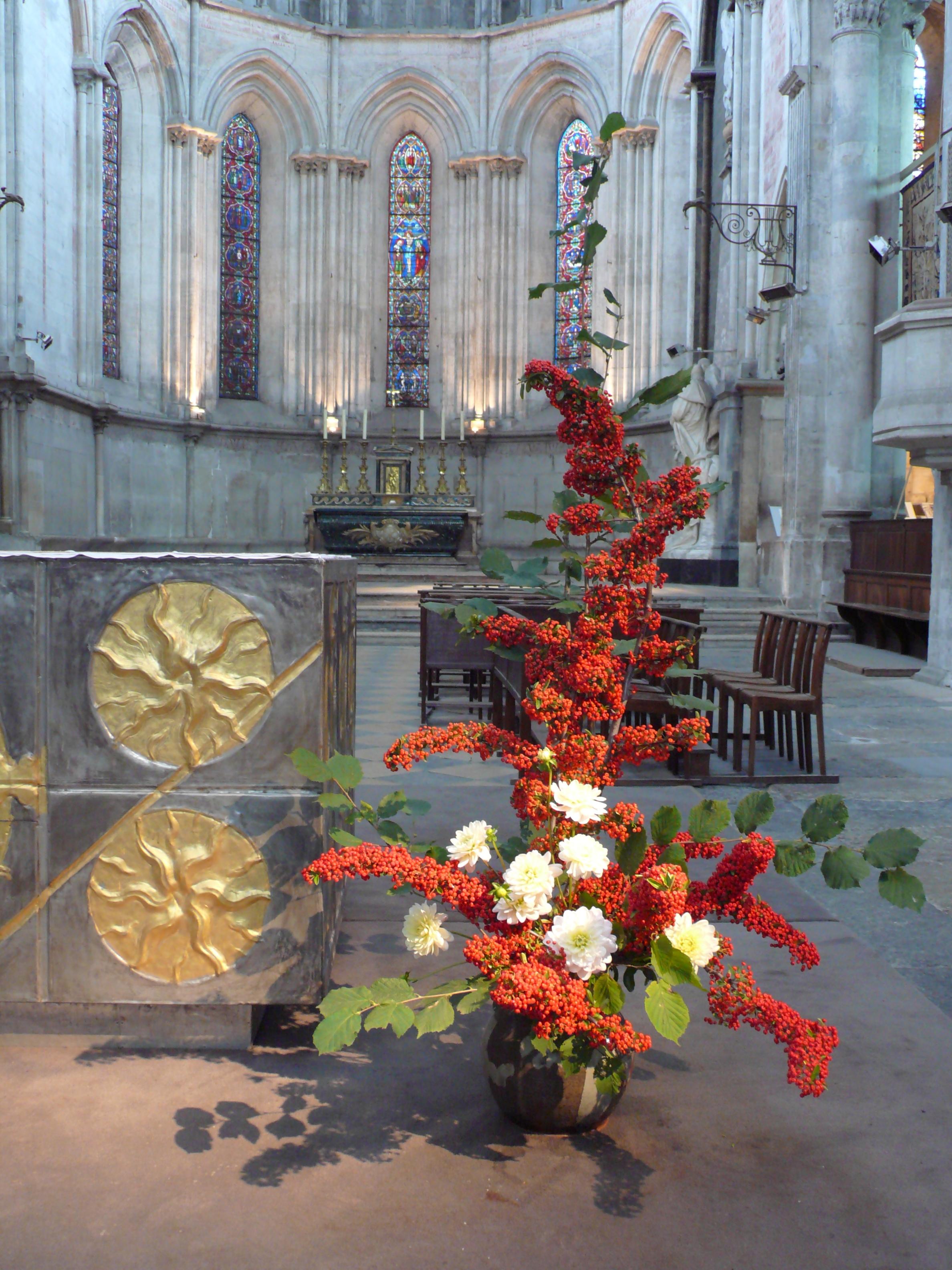 Fleurir pour la liturgie de la Toussaint | Liturgie