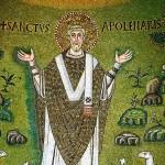 Saint Apollinaire, Mosaïque de Ravenne