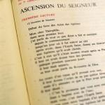 Bible ascension
