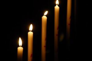 2 février : Présentation de JESUS au Temple Bougies-3-300x201