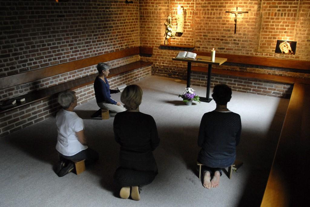 groupe prière