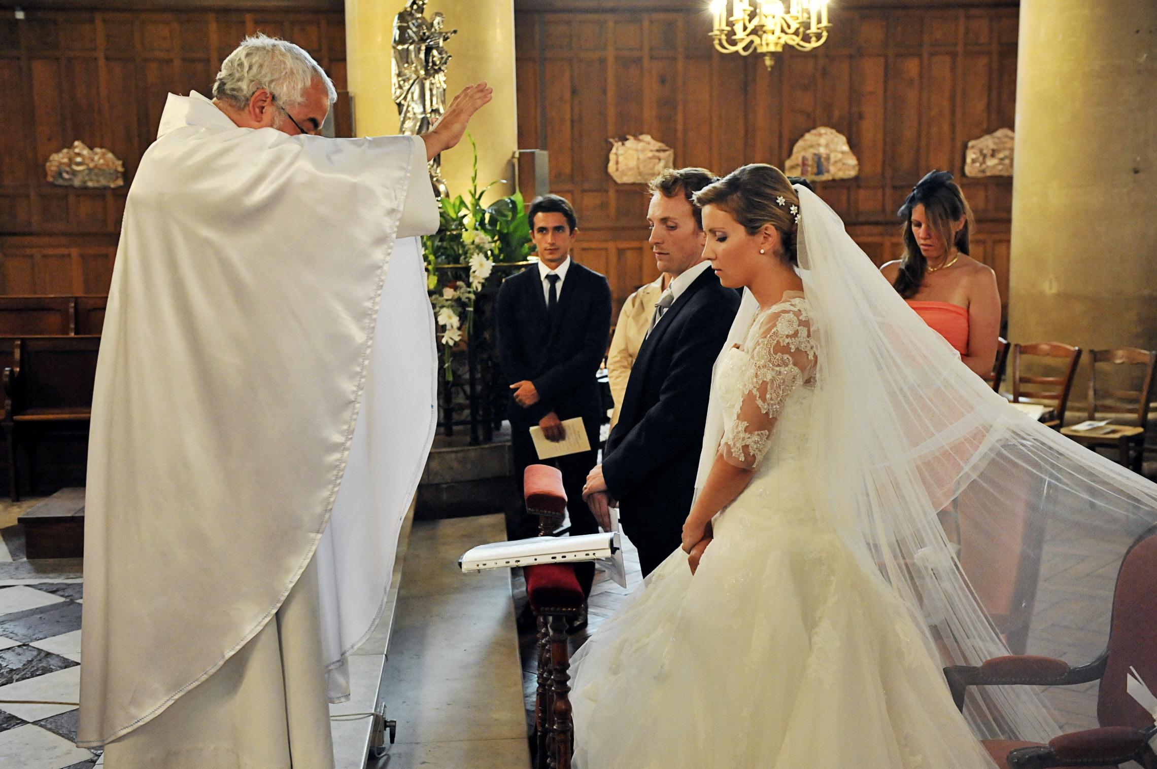 Célébrer le mariage  le rite de la bénédiction nuptiale