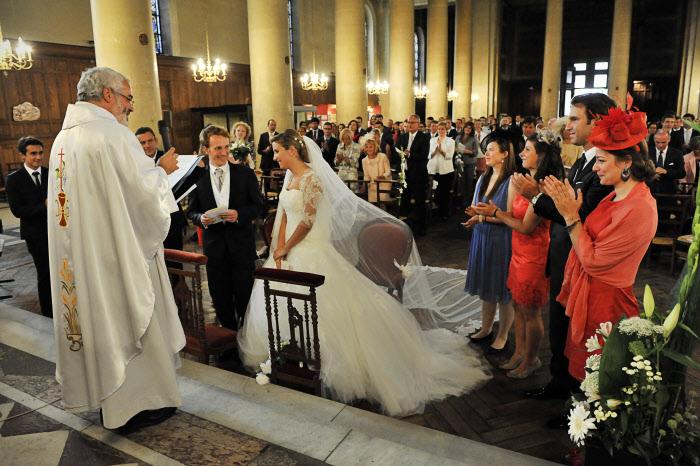 Le sacrement de mariage, un acte d\u0027Eglise , Liturgie catholique