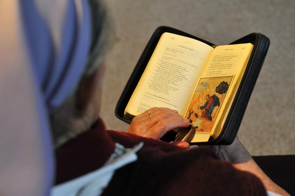 prière des heures, religieuse