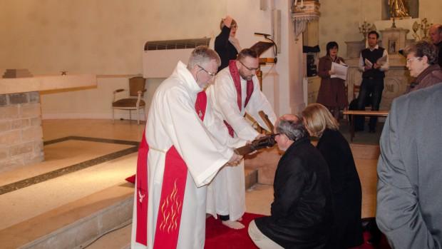 Vénération de la Croix, le Vendredi saint