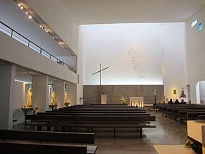 Chœur de Notre Dame du Rosaire aux Lilas