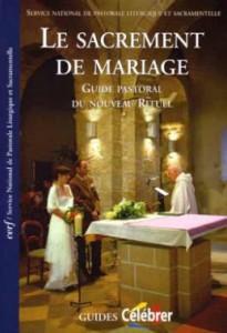 GC 14 Le sacrement de mariage