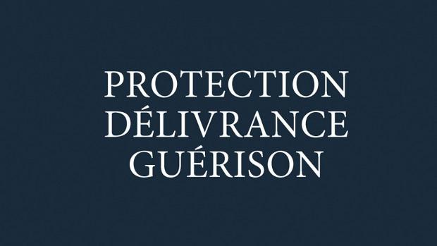 Couverture Protection Délivrance Guérison