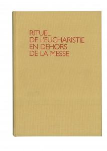 1997. Ce rituel comprend les rites de l'adoration eucharistique, de la bénédiction eucharistique, de la communion des malades, le viatique et l'exposition eucharistique.
