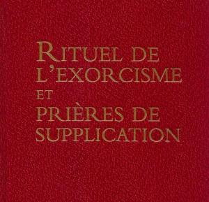 Rituel de l'exorcisme