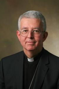 Novembre 2008: Mgr Guy de KERIMEL, évêque de Grenoble, CEF, Lourdes (65), France.
