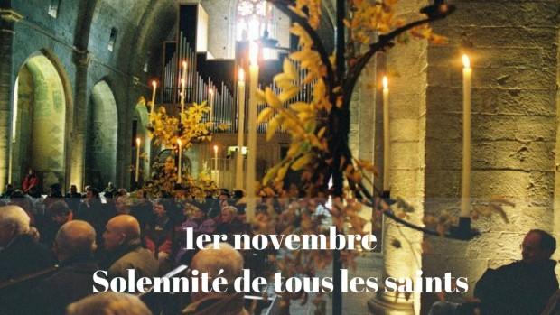 1er novembre, la solennité de tous les saints (1)