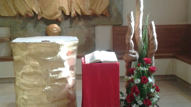 Fleurir fête Christ Roi