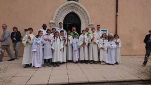 servants d'autel de Digne