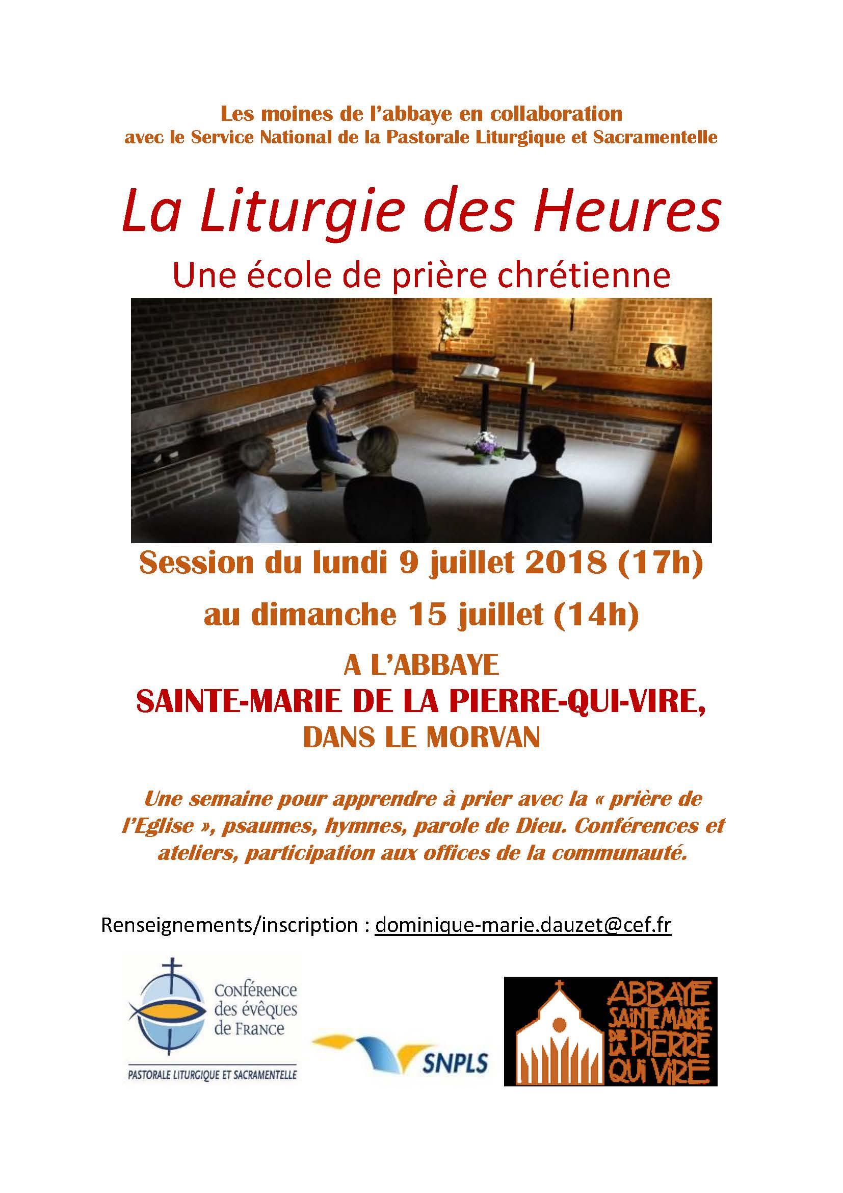 Affiche Pierre-qui-Vire juillet 2018