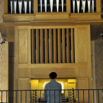16 Avril 2014 : Orgue et organiste. Messe chrismale. Cath. Sainte Geneviève. Nanterre (92) France.