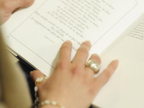 livre de psaumes