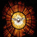 Fenêtre Saint-Esprit, Le Bernin, Basilique Saint Pierre, Vatican