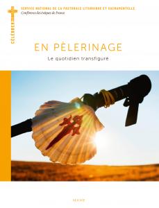Collection Célébrer - En pèlerinage, éd. Mame, mars 2020. En couv. :