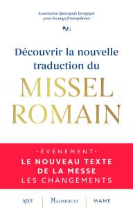 Livre Découvrir la nouvelle traduction du Missel romain