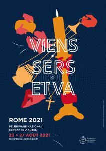 Affiche Servants VSV 2021