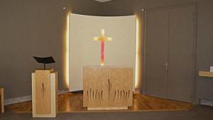 Oratoire de la Chapelle Saint Jean-Baptiste à Lyon