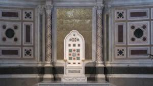 Chaire Papale du Vème siècle en la basilique Saint Jean du Latran