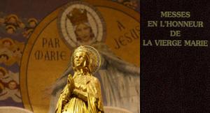 Missel marial Marie