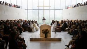 Messe à Saint-François de Molitor