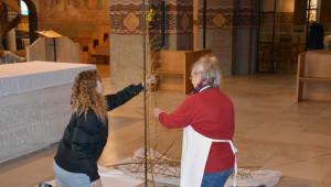 La mission de Fleurir en liturgie