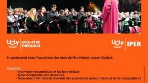 Chanter au souffle de Vatican II - Journées d'études Lyon