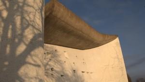 Chapelle Notre-Dame du haut, Ronchamp, Le Corbusier, 1955