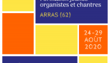 Stage des jeunes organistes, édition 2020.