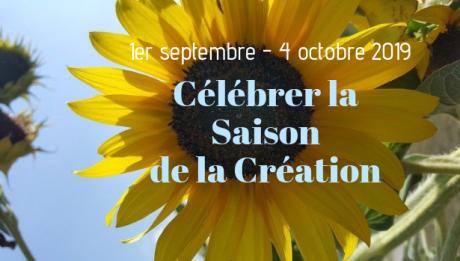 Célébrer la Saison de la Création - Visuel 1